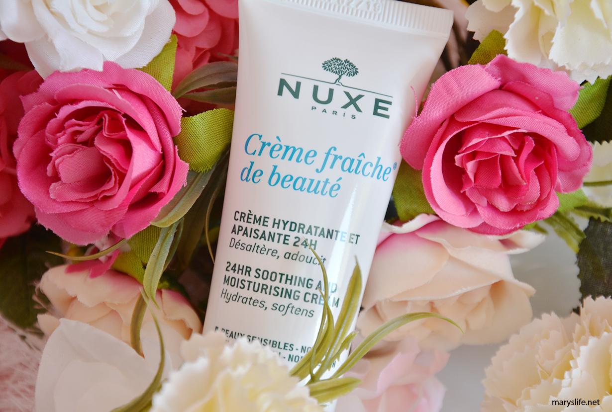 Nuxe Creme Fraiche de Beaute Nemlendirici ve Yatıştırıcı Bakım Kremi