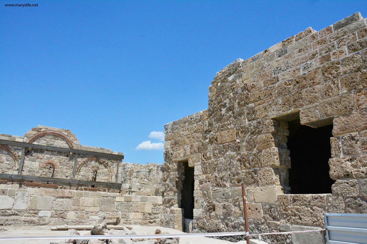 Side Apollon Tapınağı Tarihi