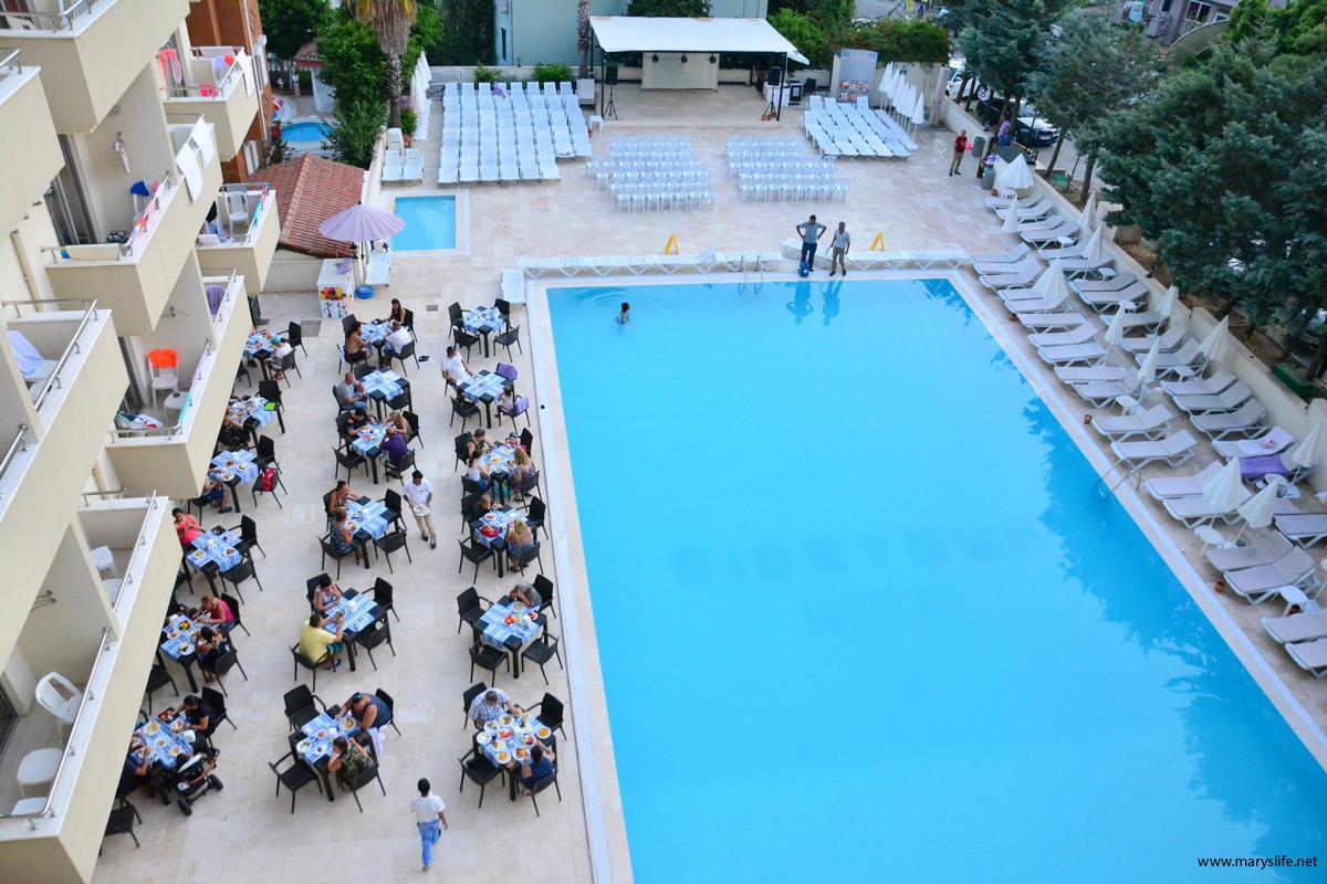 Side Tatil Otelleri
