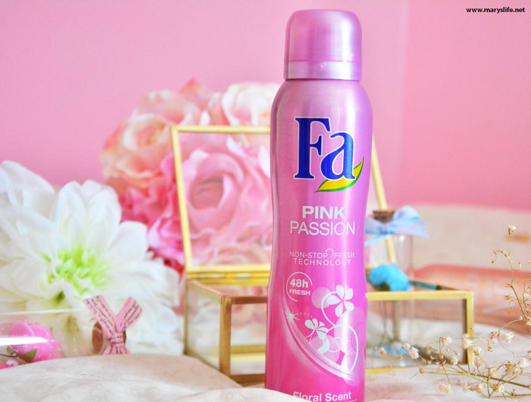 Fa Pink Passion Deodorant Kullananlar