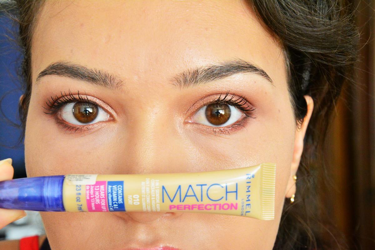 Rimmel London Match Perfection Kapatıcı Aydınlatıcı Blog