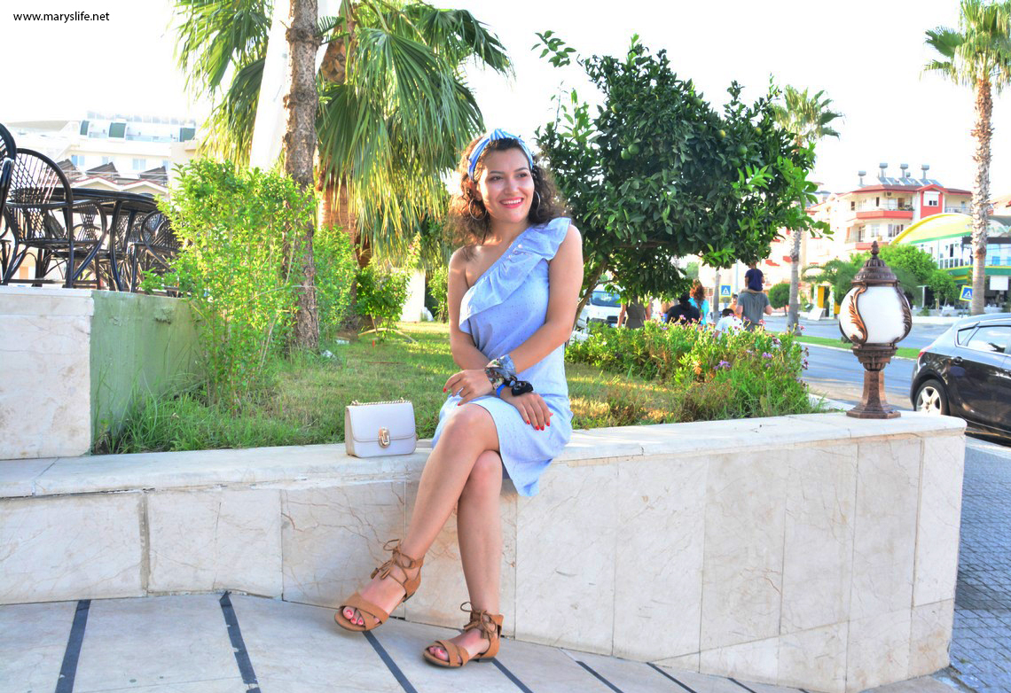Yazlık Elbise Koton