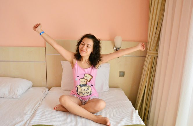 Yazlık Pijama Takımı Bayan
