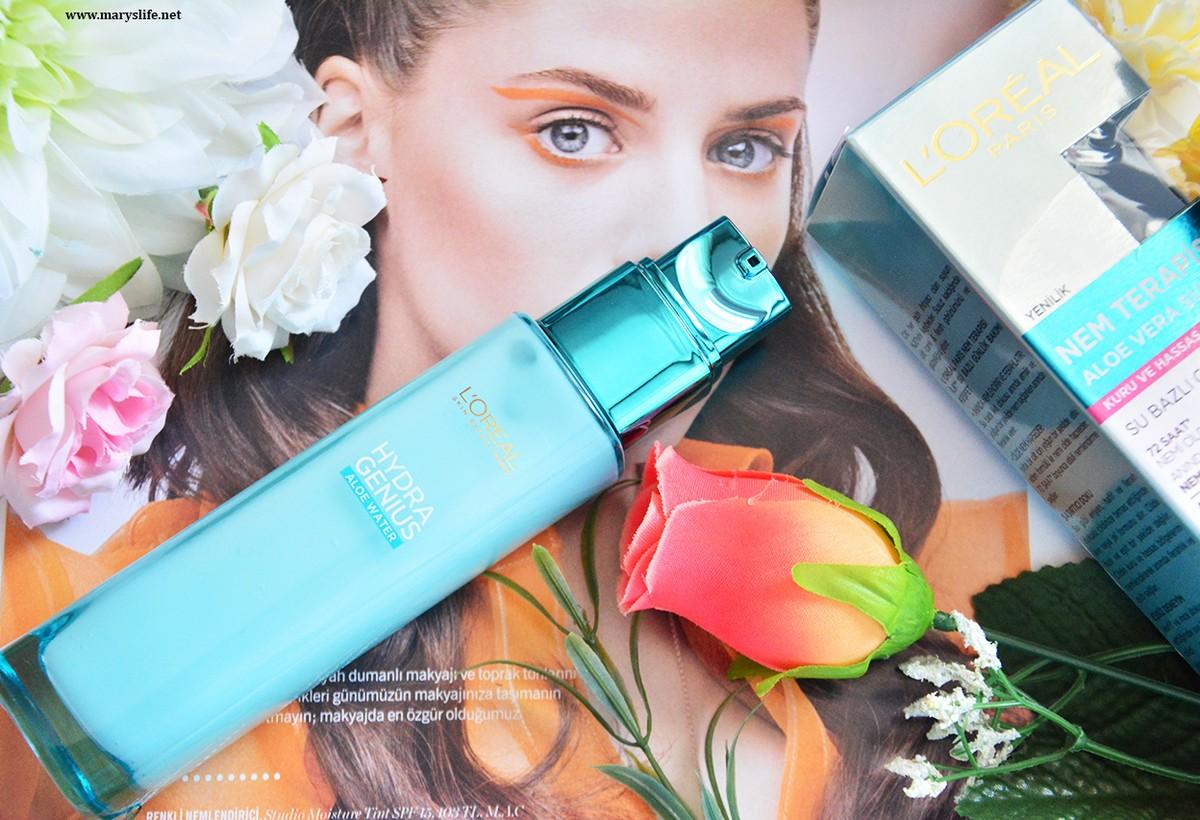 L'oreal Paris Nem Terapisi Aloe Vera Suyu Nerede Satılıyor? / Fiyatı