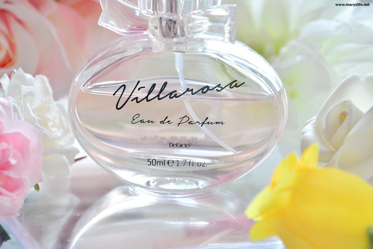 Defacto Villa Rose Parfüm Blog