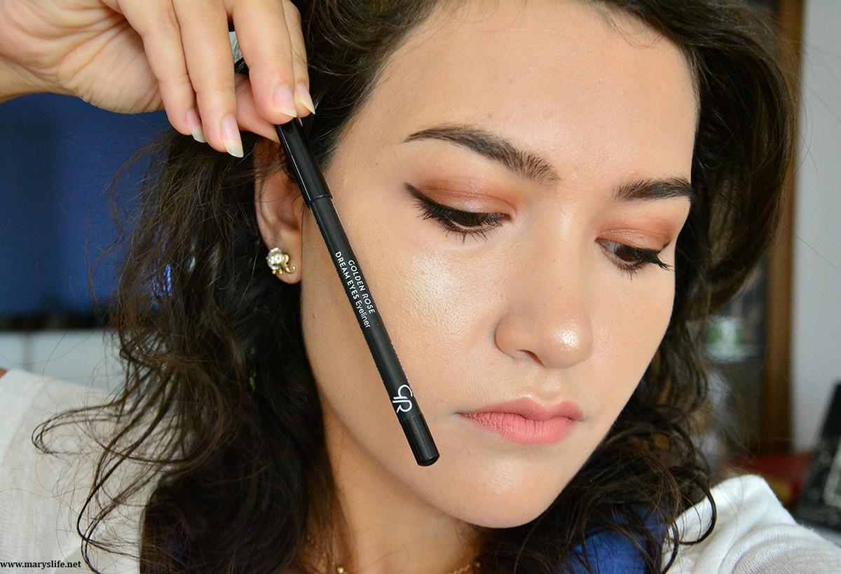 Kalem Eyeliner Blog