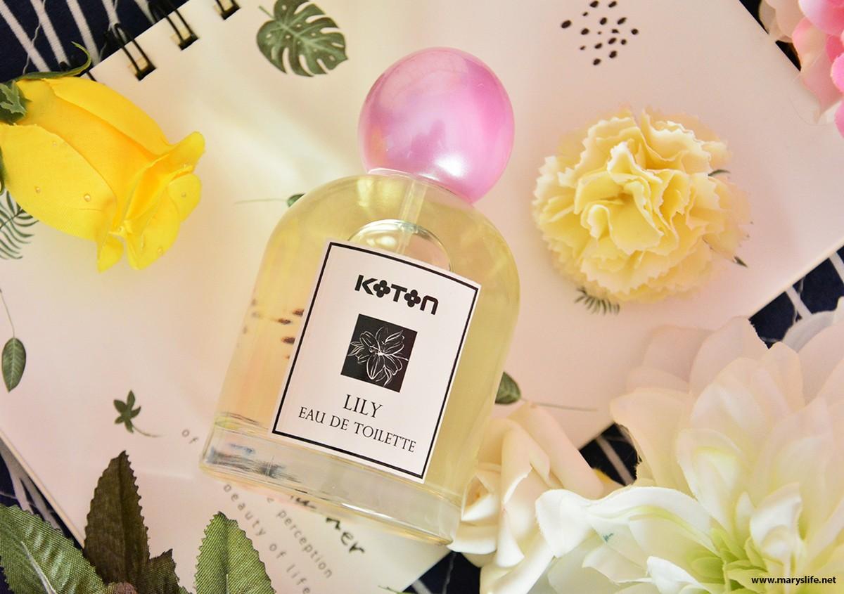 Koton Lily Rose Parfüm Kullananlar