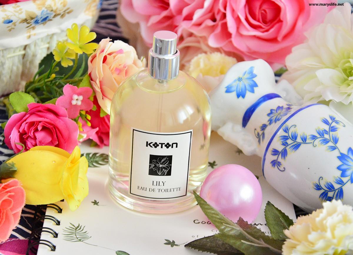 Koton Parfüm Kullananlar
