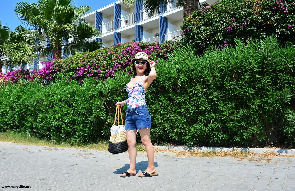 Yazlık Hasır Şapka Modelleri