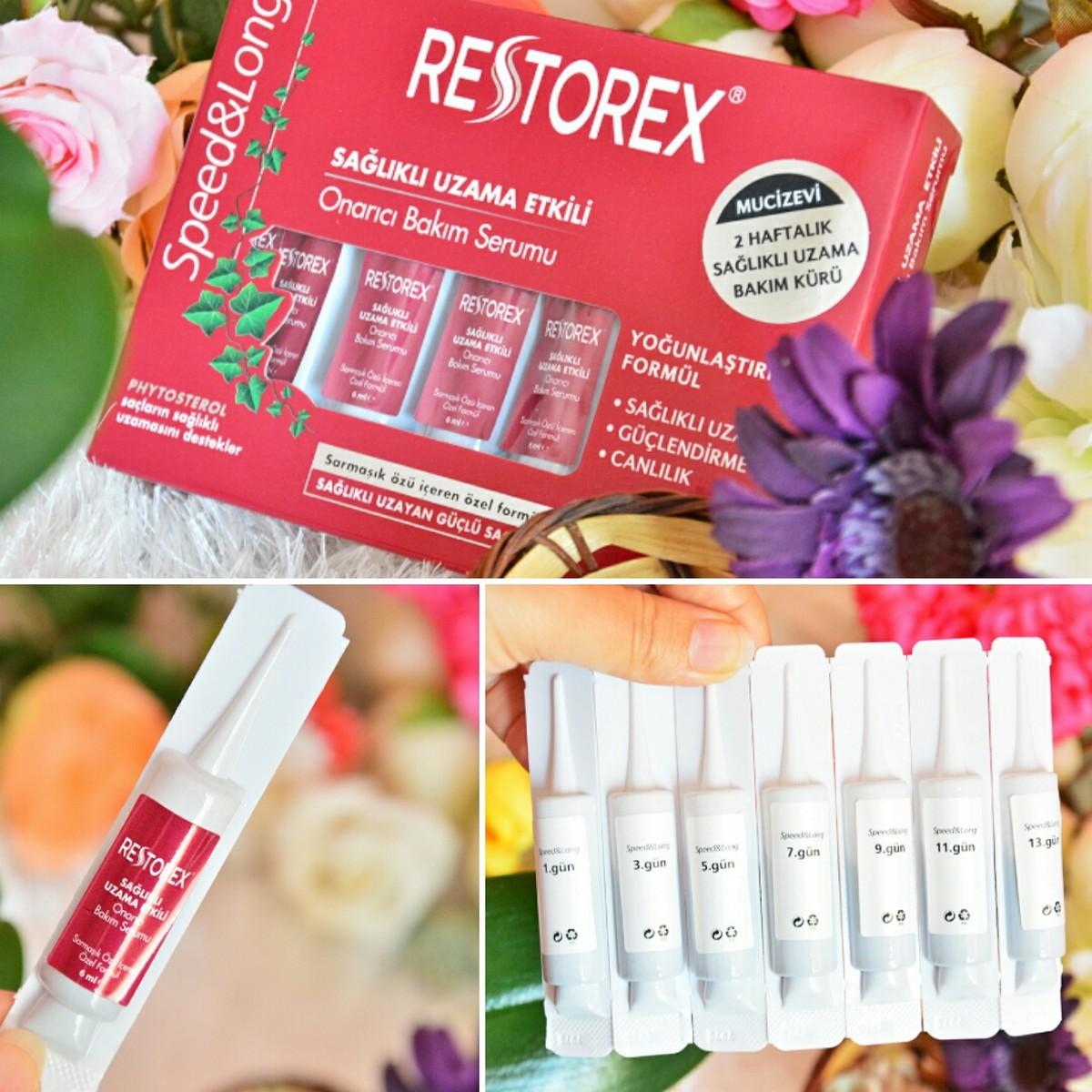Restorex Serum Kullananlar