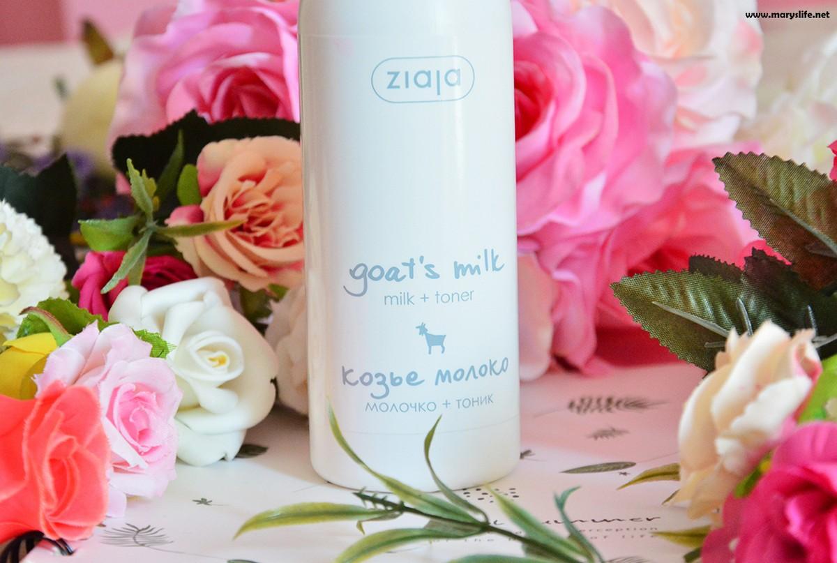 Ziaja Goat's Milk Toner / Keçi Sütü ve Tonik Özellikleri