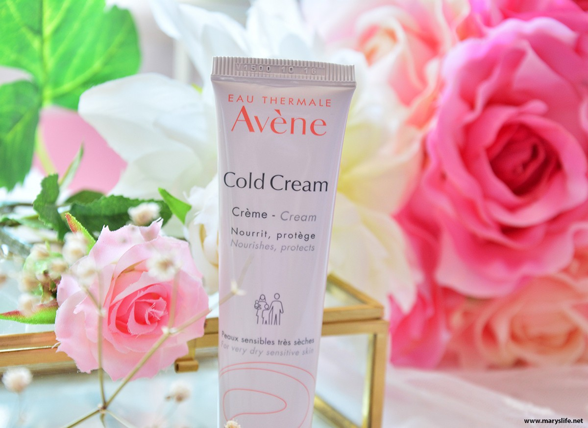 Avene Cold Cream Nasıl Kullanılır?