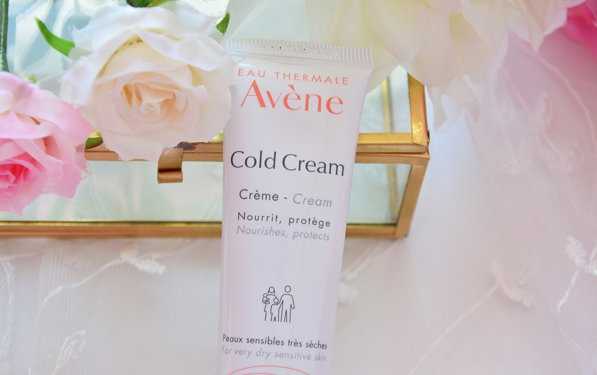Avene Cold Cream Blog