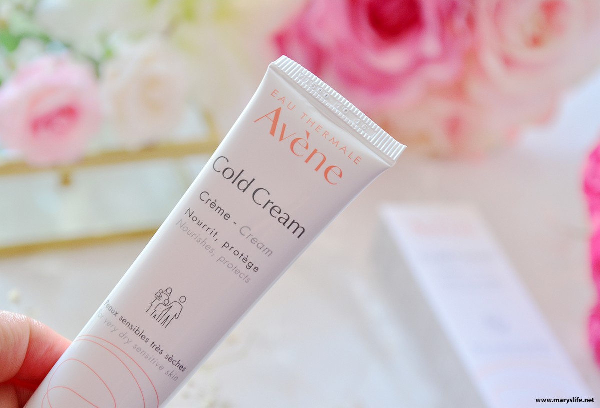 Avene Cold Cream Kullananlar