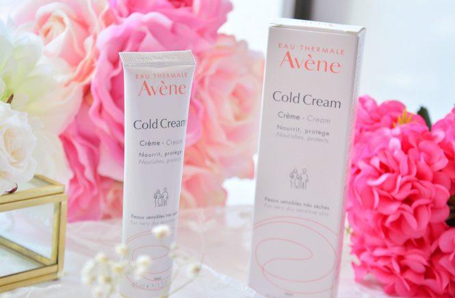 Avene Cold Cream Yorumlar