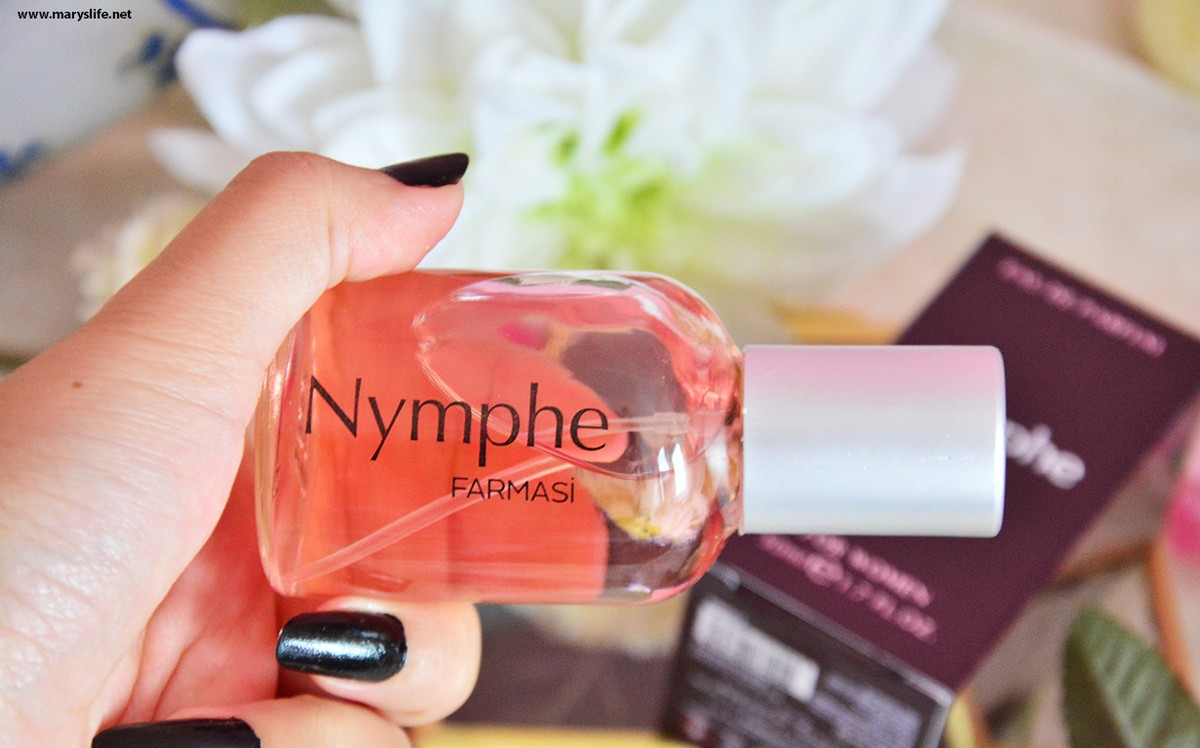 Farmasi Nymphe EDP For Women Parfüm Notaları