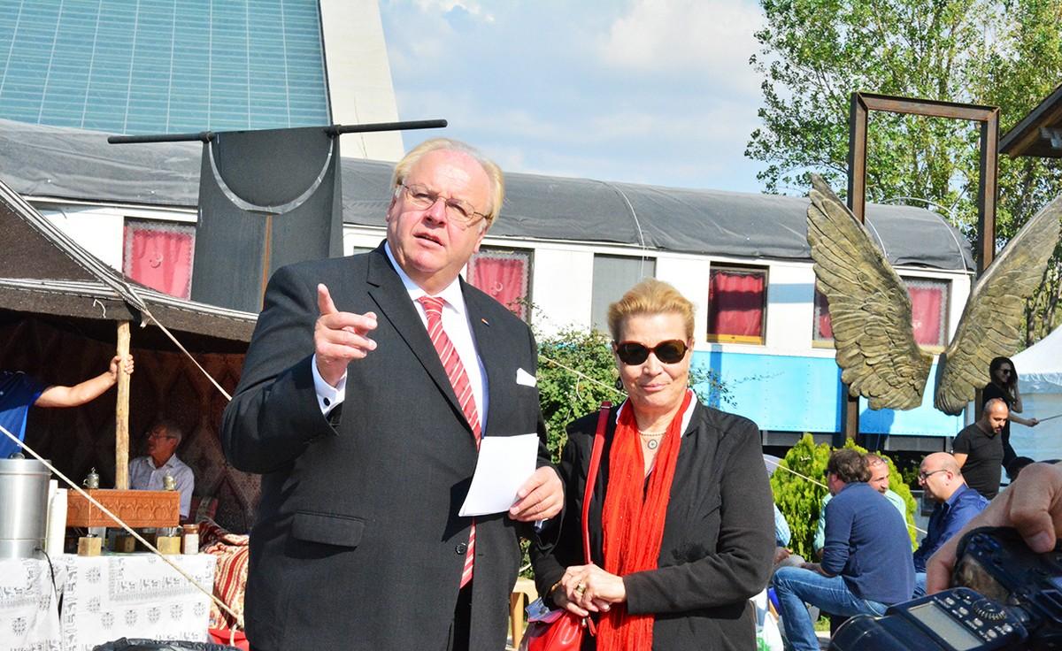 Alman Büyükelçisi Martin Erdmann