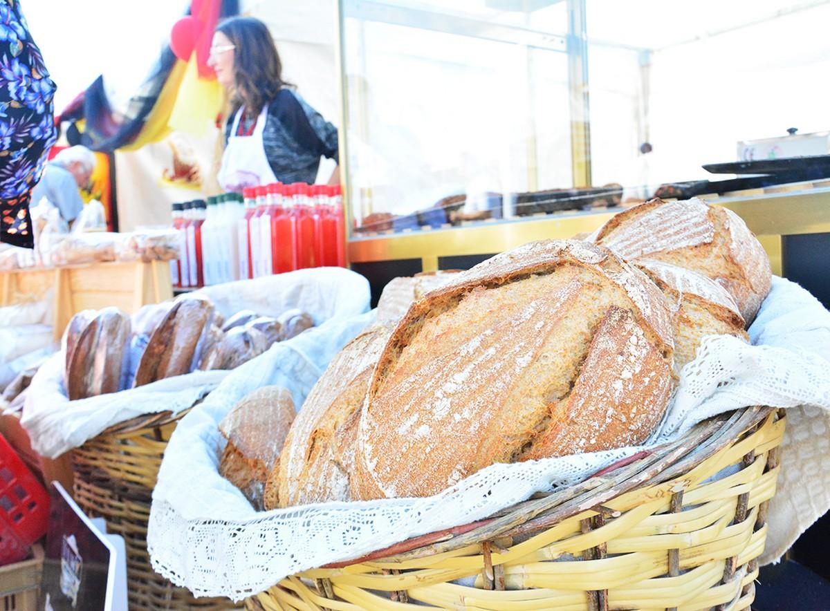 İkinci Uluslararası Ekmek Festivali