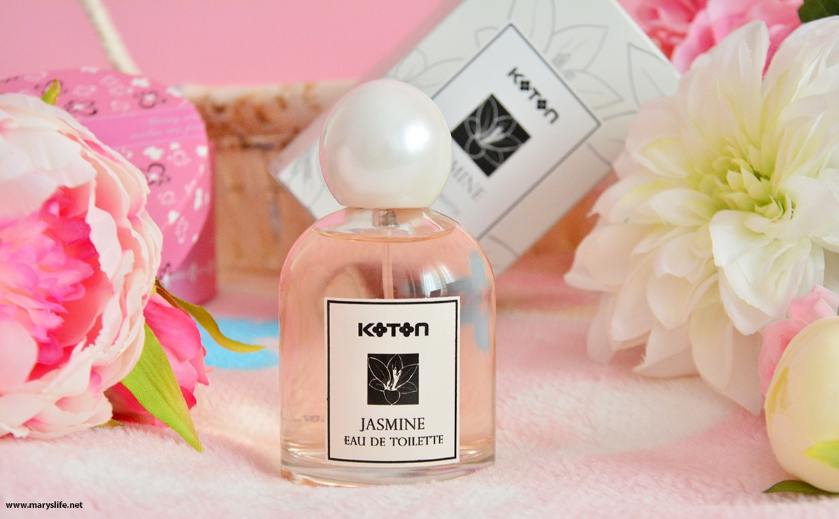 Koton Jasmine Parfüm İncelemesi