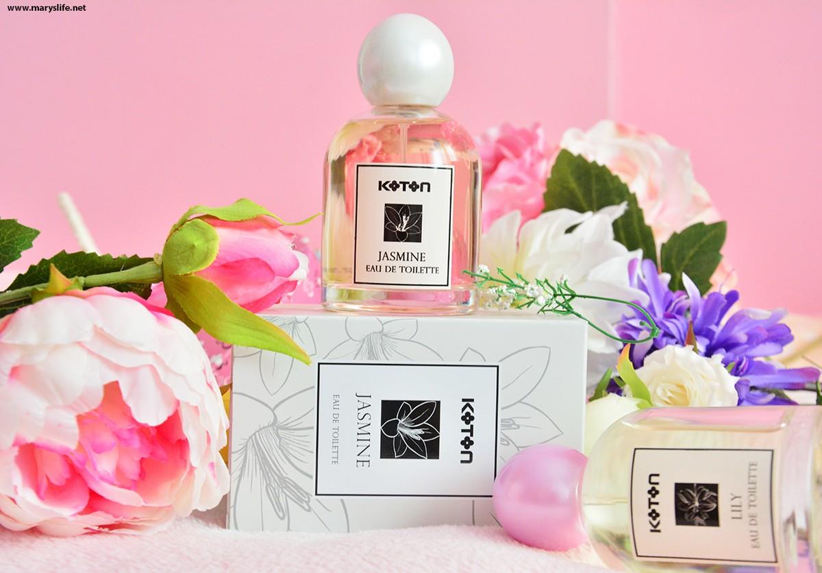 Koton Jasmine Parfüm Yorumları