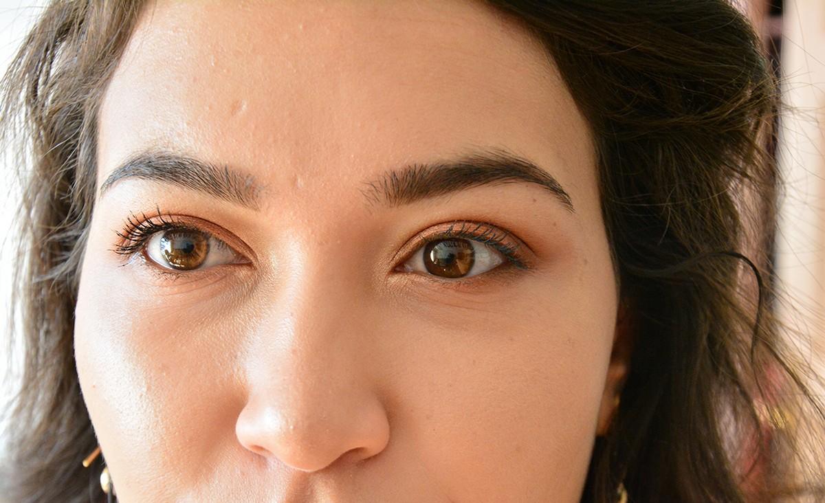 Doğal Göz Makyajları