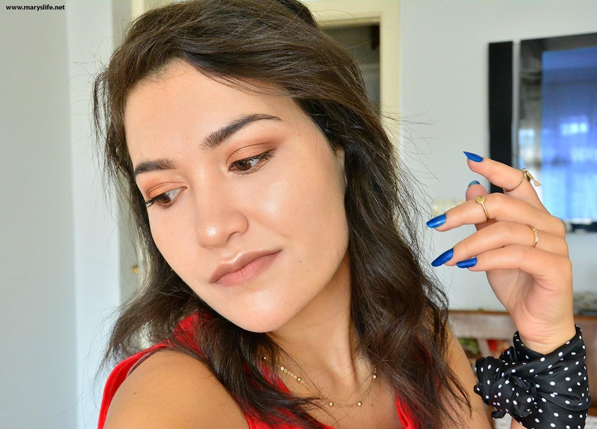 Doğal Makyaj Örnekleri Blog