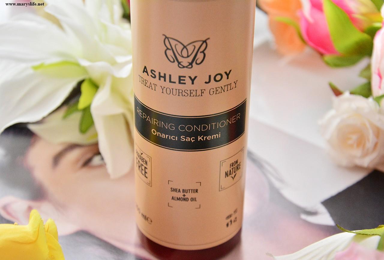 Ashley Joy Saç Bakım Ürünleri Blog