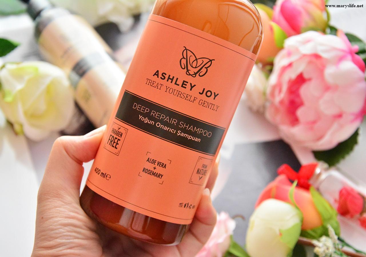 Ashley Joy Şampuan Blog