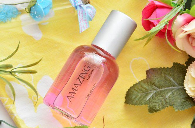Farmasi Amazing EDP Kadın Parfümü Yorumlar