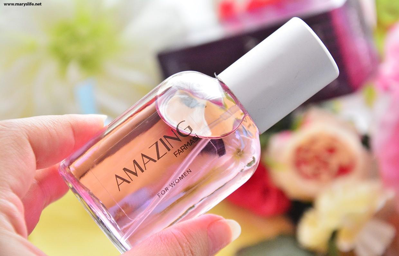 Farmasi Amazing EDP Kadın Parfümü Nerede Satılıyor?
