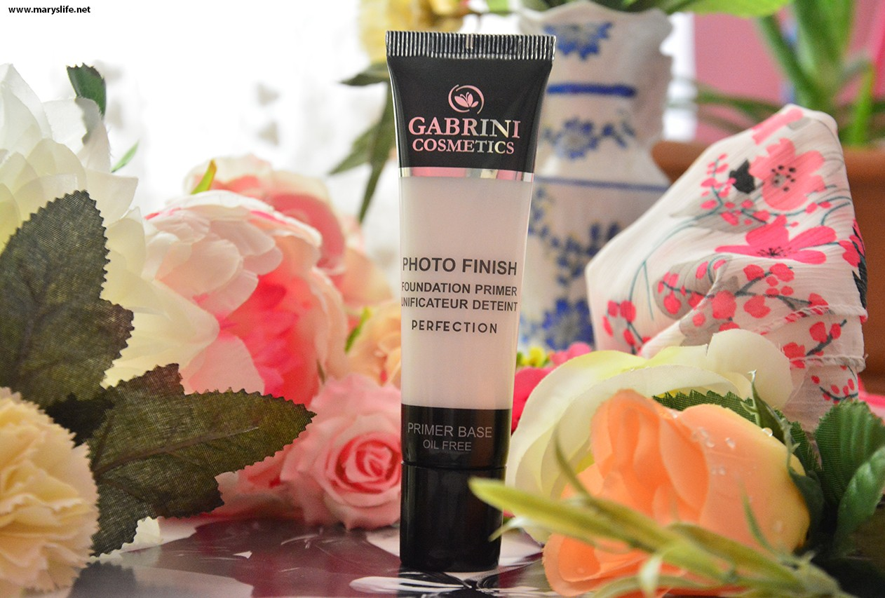 Gabrini Photo Finish Fondöten Bazı / Foundation Primer Base İnceleme