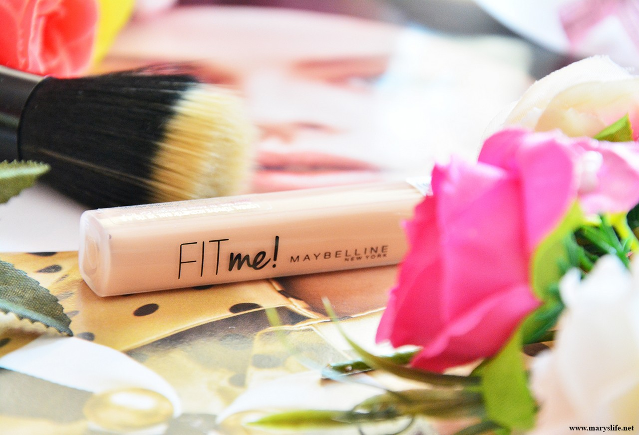 Maybelline Fit Me Concealer Blog