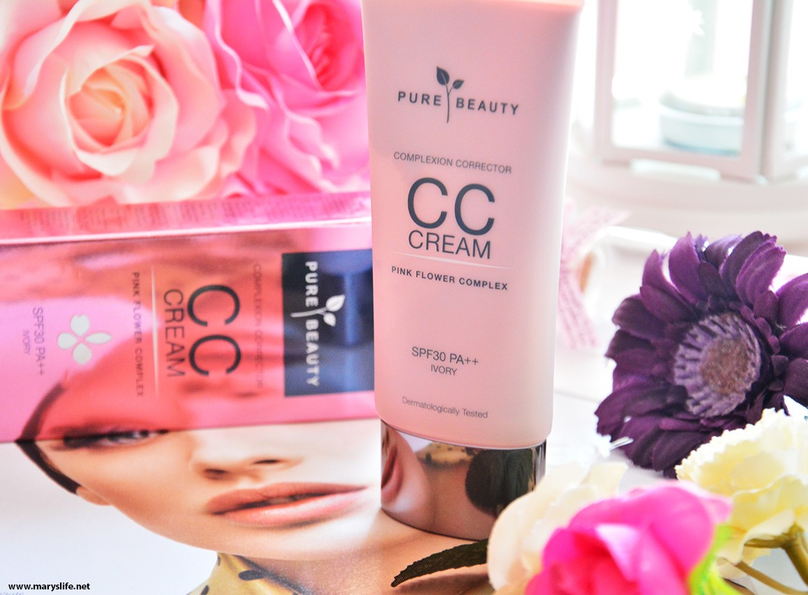 Pure Beauty CC Krem Renkleri / İvory