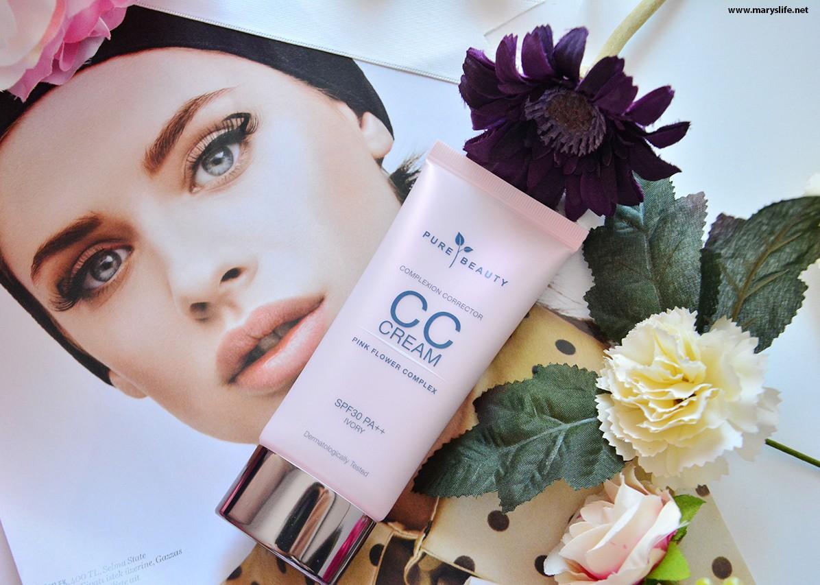 Pure Beauty CC Krem Nerede Satılıyor? / Fiyatı