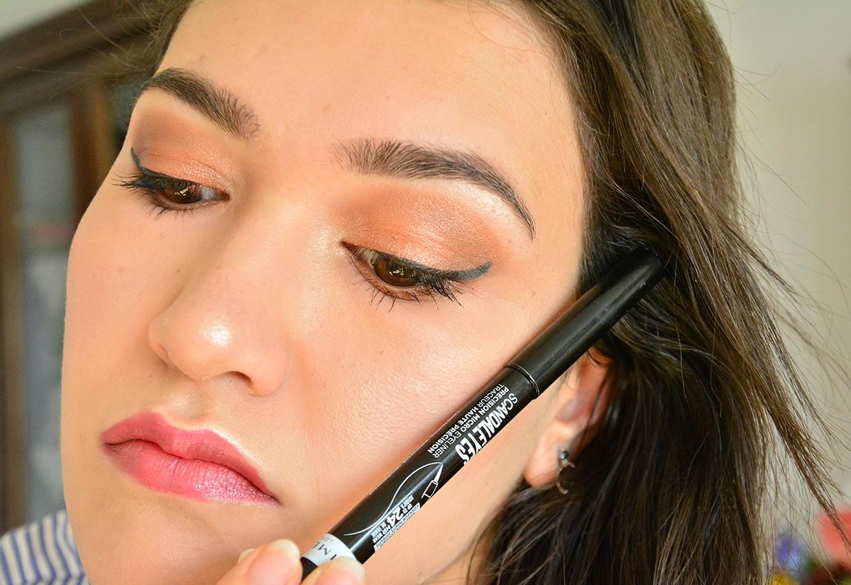 Eyeliner Makyaj Modelleri