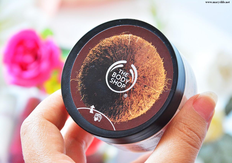 The Body Shop Hindistan Cevizi Vücut Peelingi / Coconut Exfoliating Cream Body Scrub Kullananlar