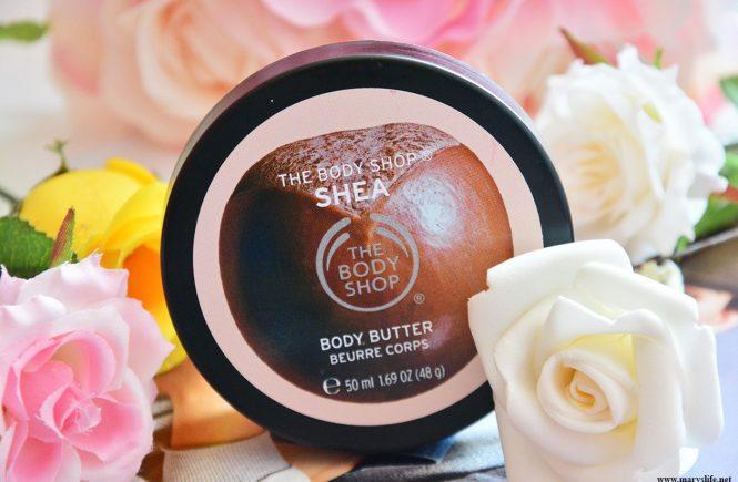 The Body Shop Shea Vücut Kremi Yorumlar