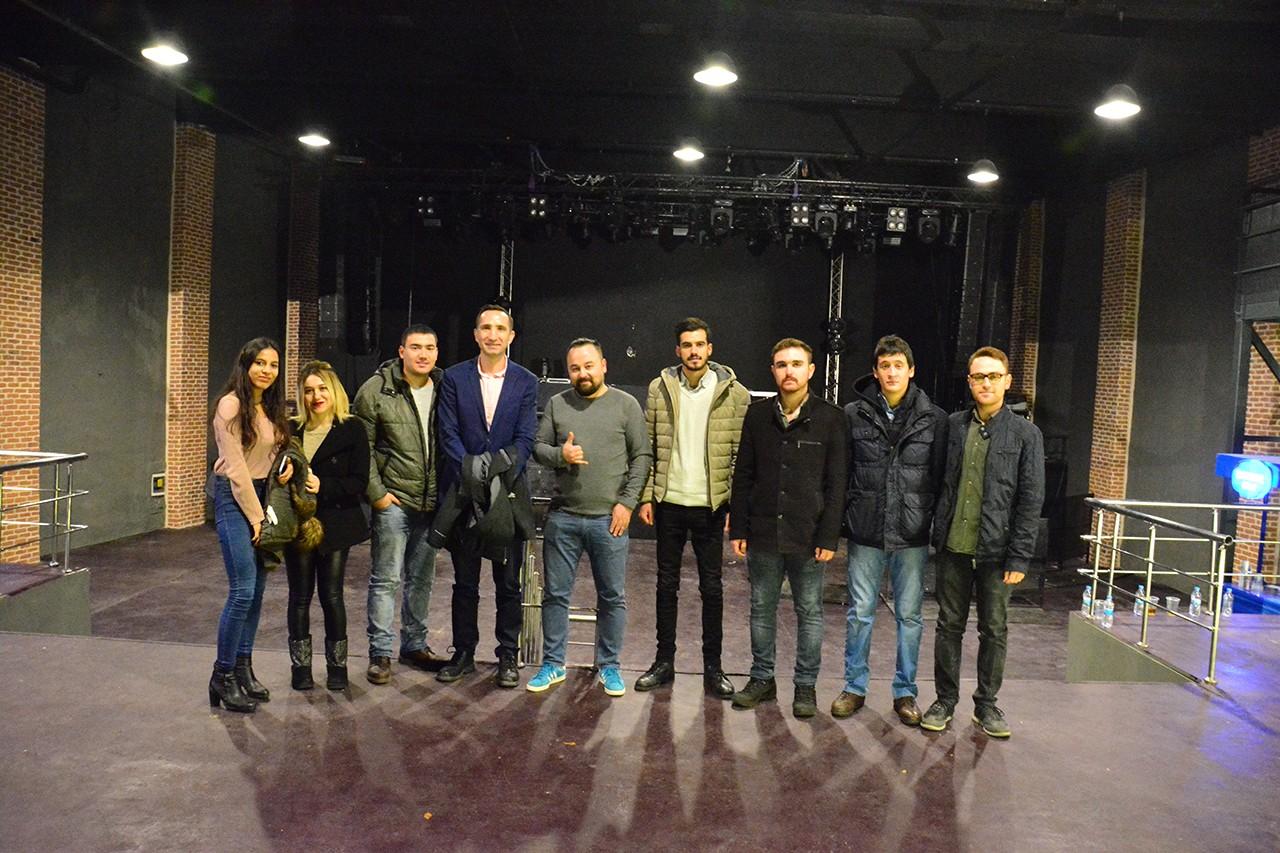 Milyon Performance Hall İşletme Müdürü Ergün Akbaş ile Söyleşi