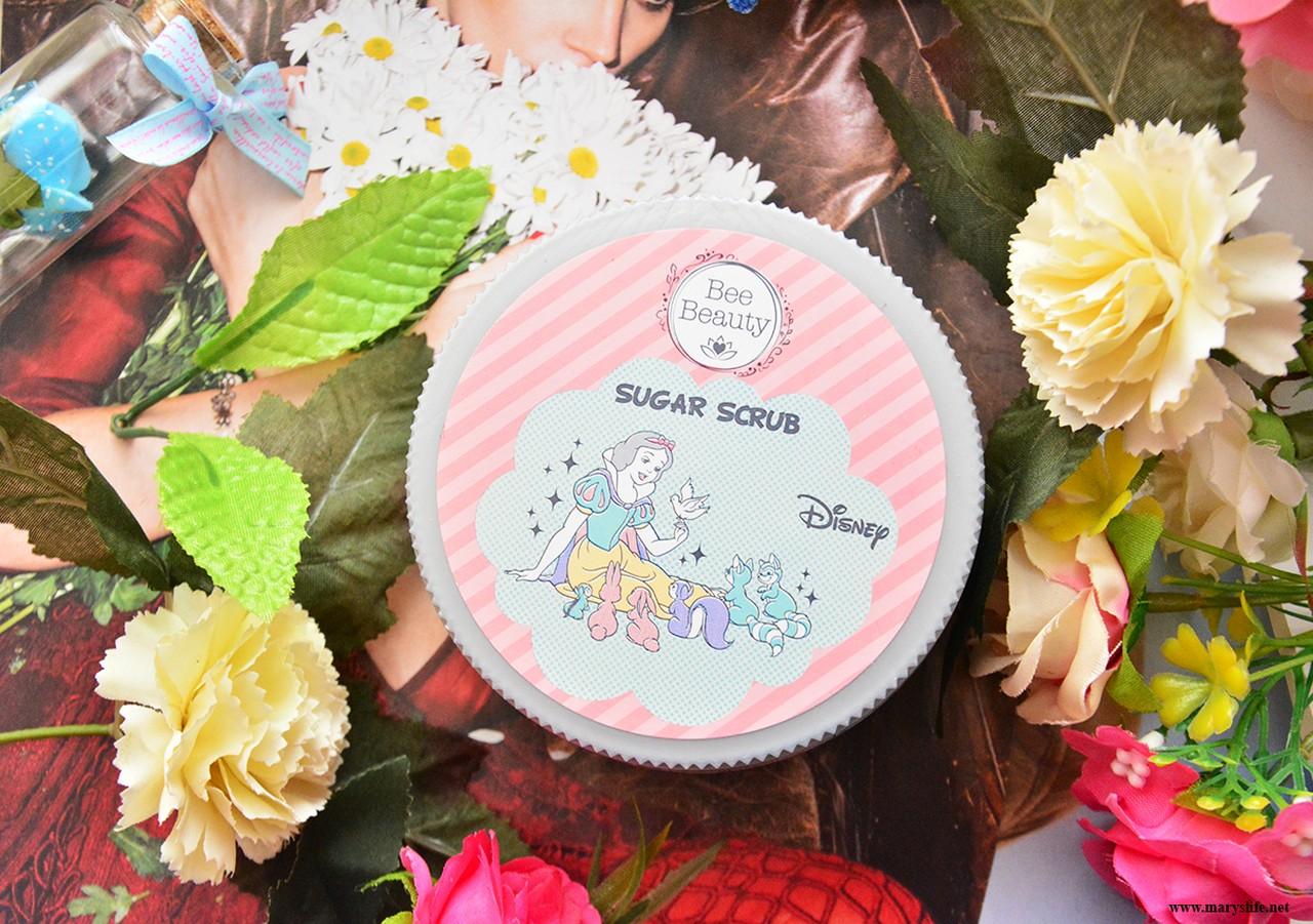 Bee Beauty Disney Şeker Peelingi | Sugar Scrub Nasıl Kullanılır?