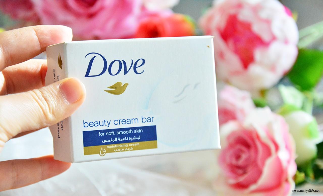 Dove Sabun İle Saç Yıkamak