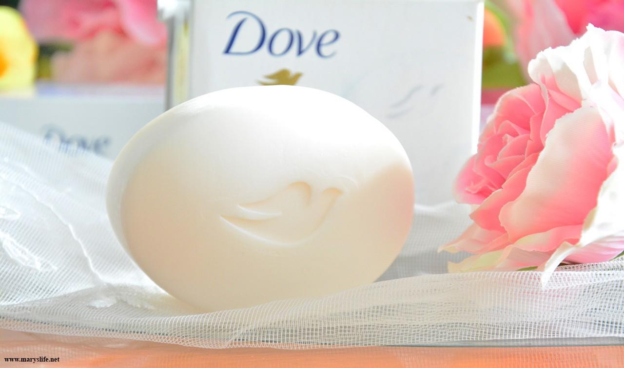 Dove Sabunun Ciltte Kullanımı