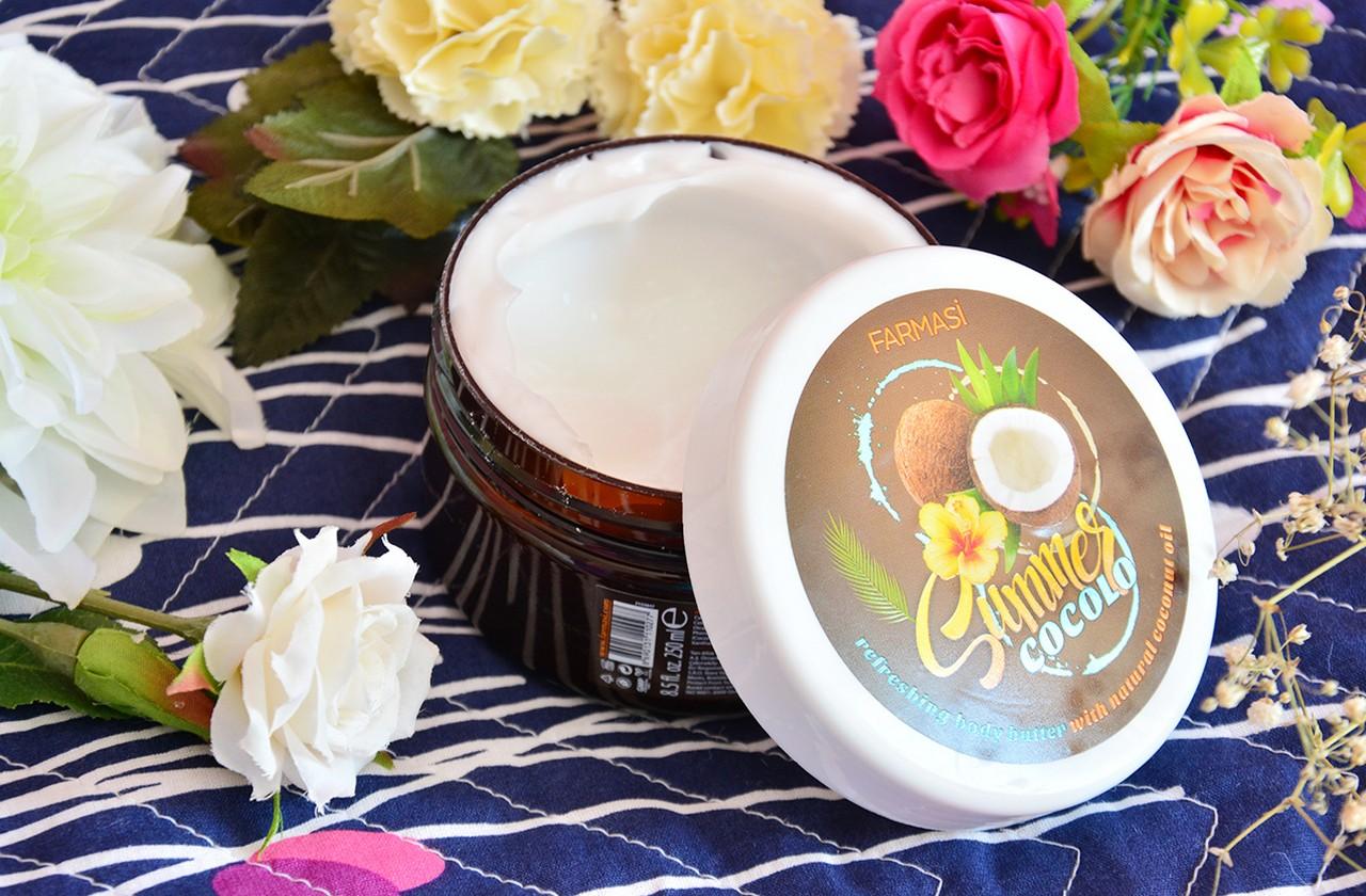 Farmasi Hindistan Cevizi Vücut Bakım Kremi / Summer Cocolo Özellikleri