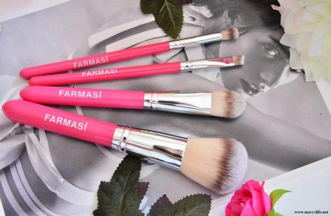 Farmasi Makyaj Fırçaları Blog
