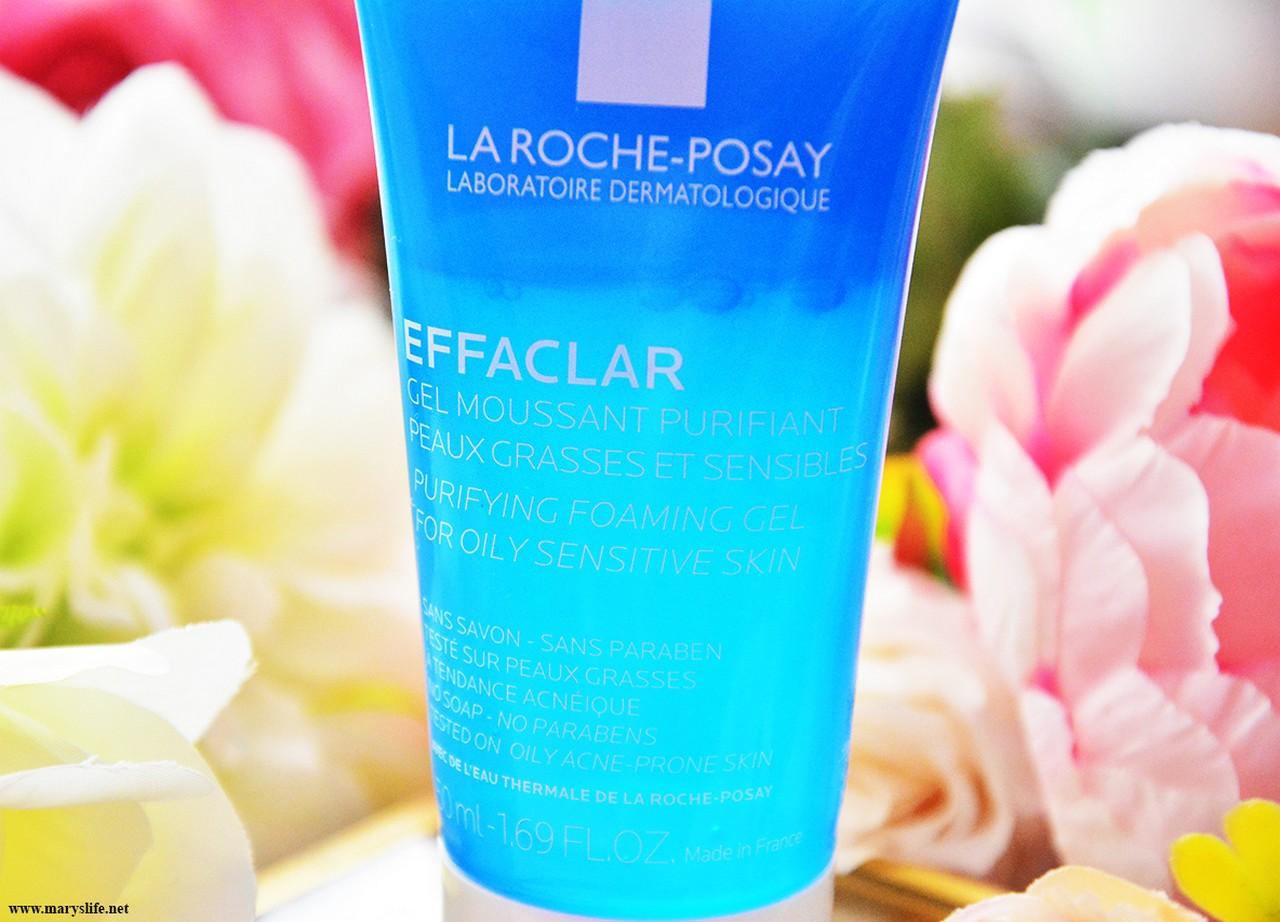 La Roche Posay Effaclar Yüz Yıkama Jeli Özellikleri
