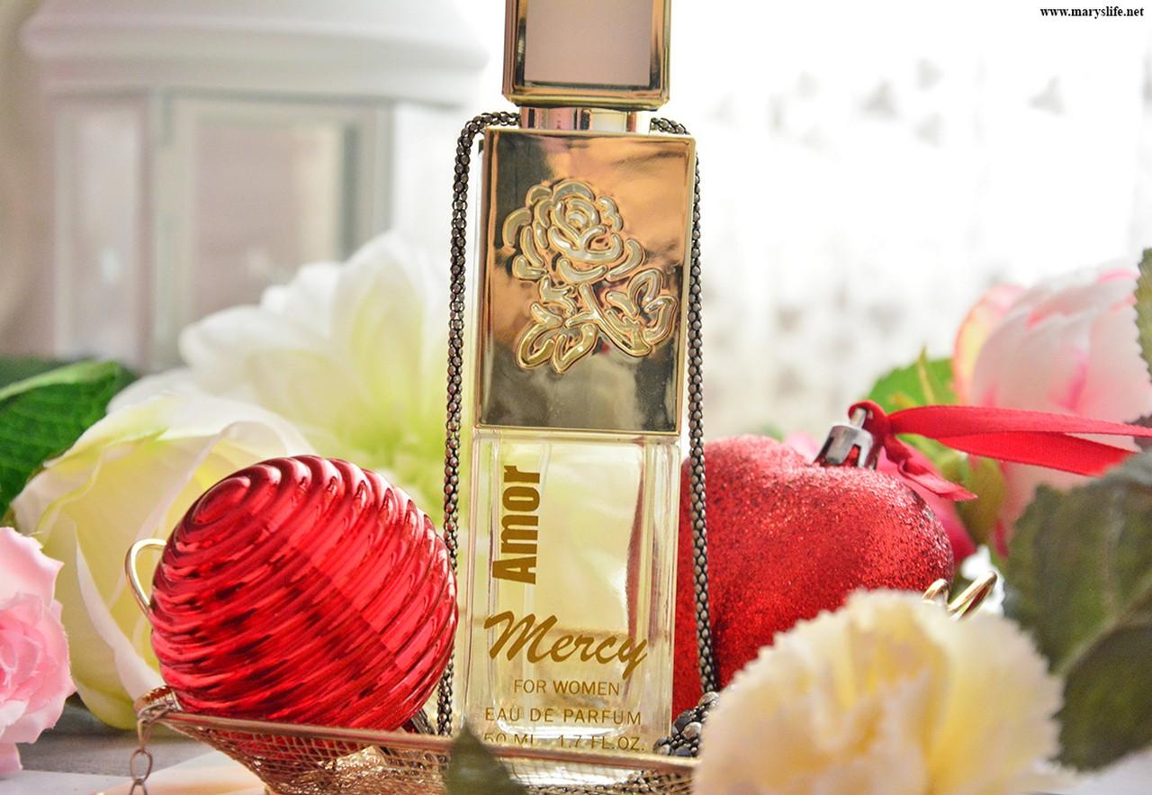 Mercy Amor Kadın Parfümü Yorumlar