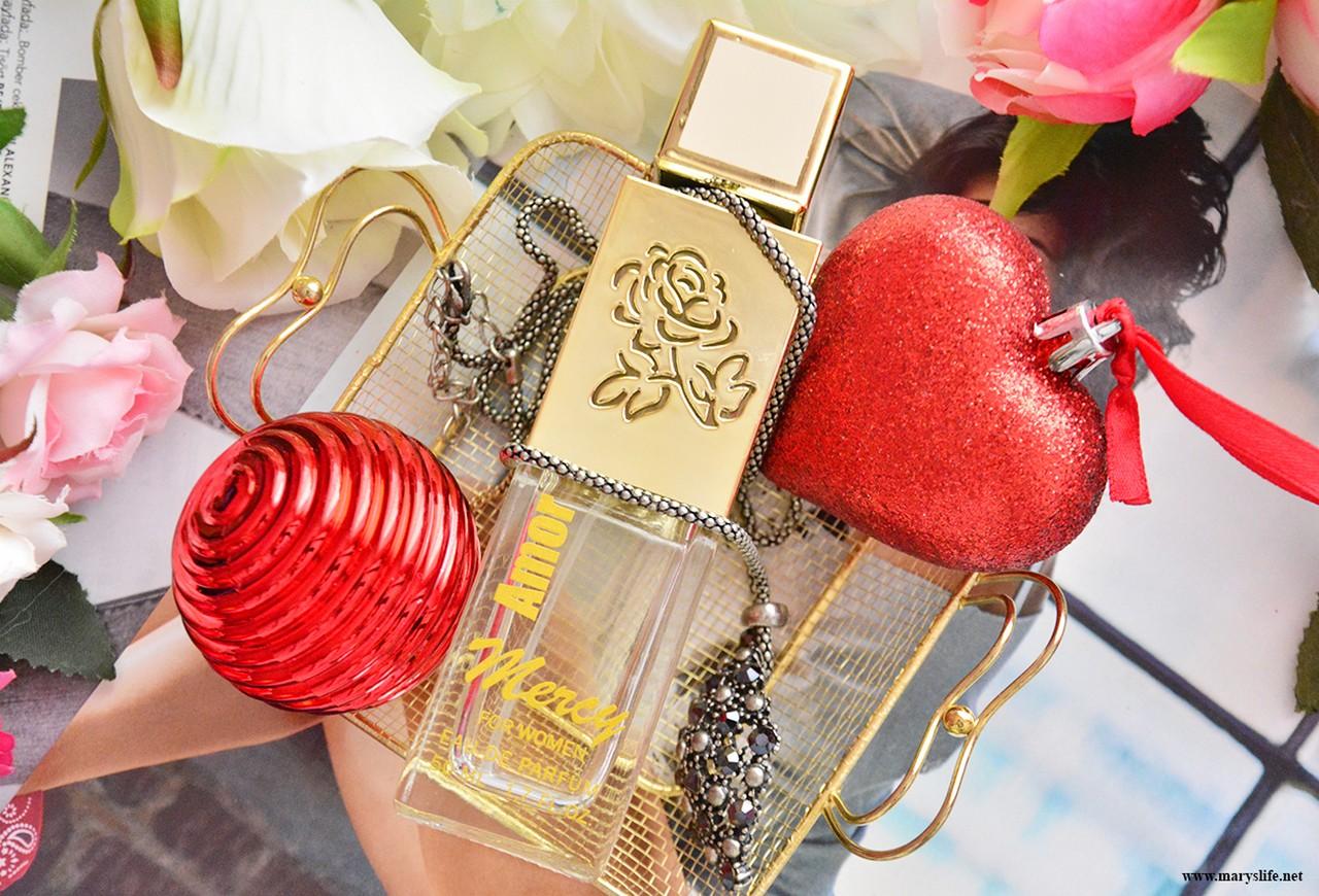 Mercy Amor Kadın Parfümü İncelemesi