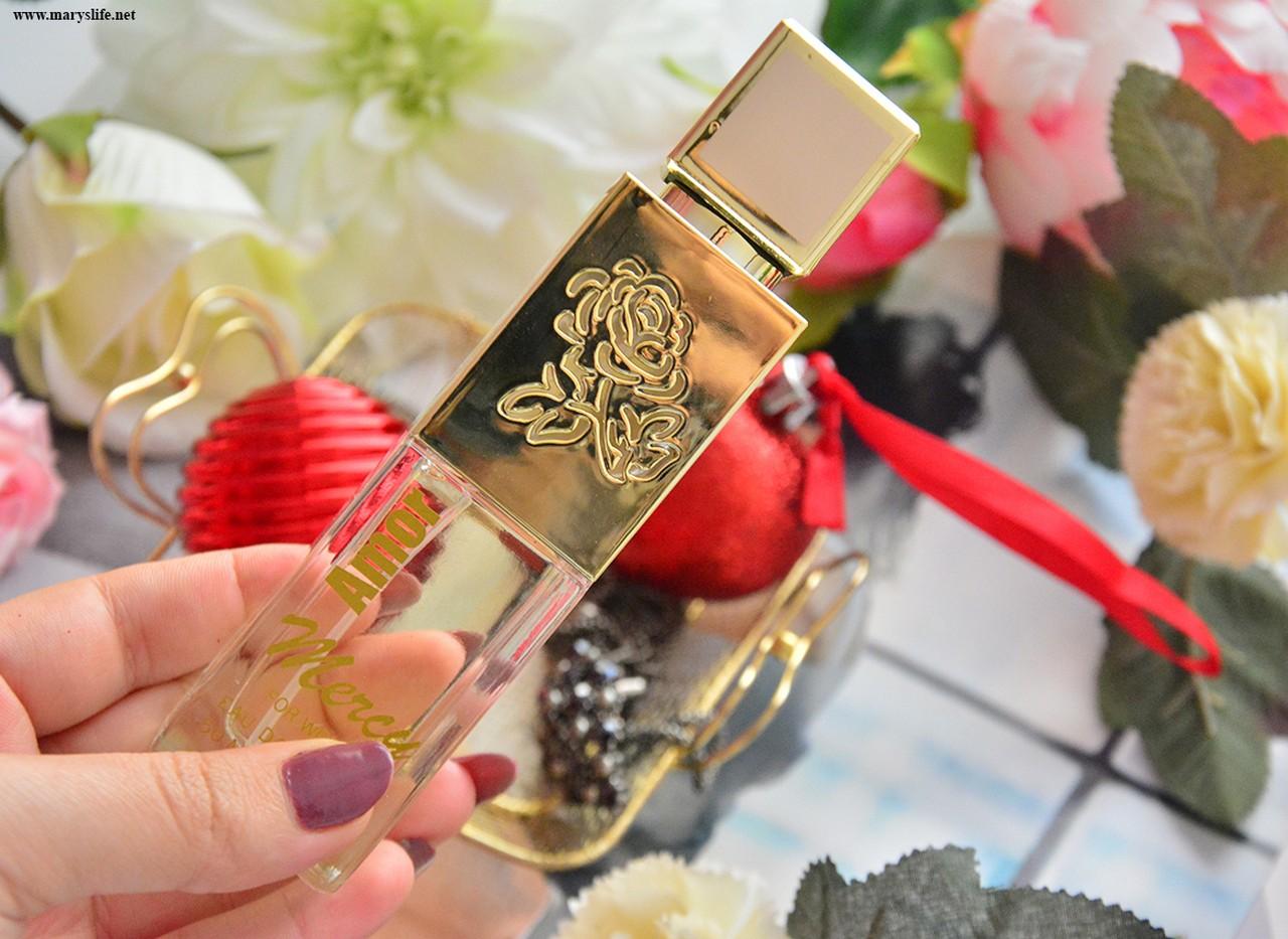 Mercy Amor Kadın Parfümü Nerede Satılıyor?
