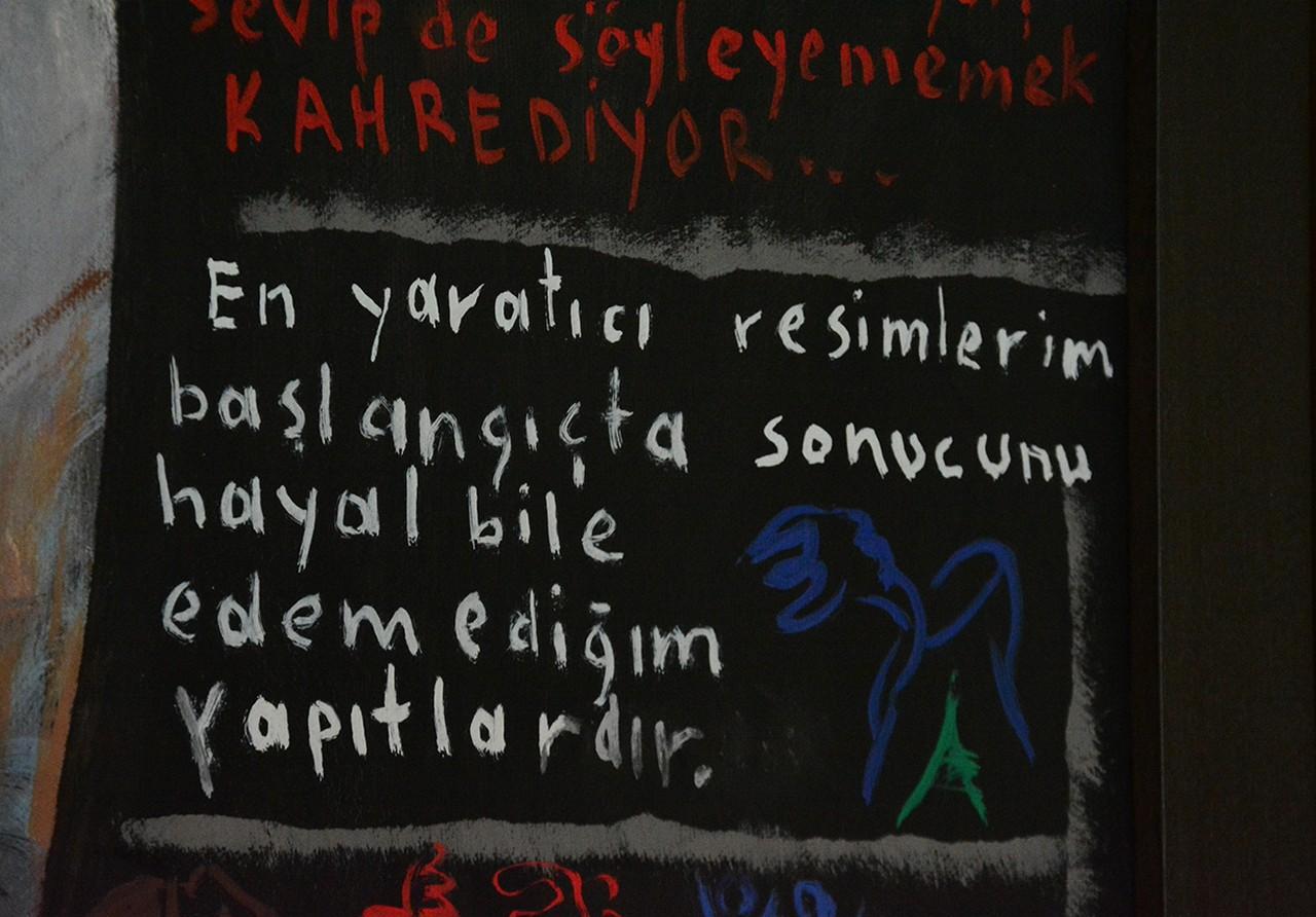 Mustafa Ayaz Sözleri