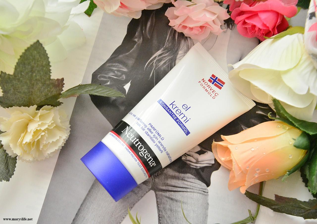Neutrogena El Kremi Parfümlü Yorumlar