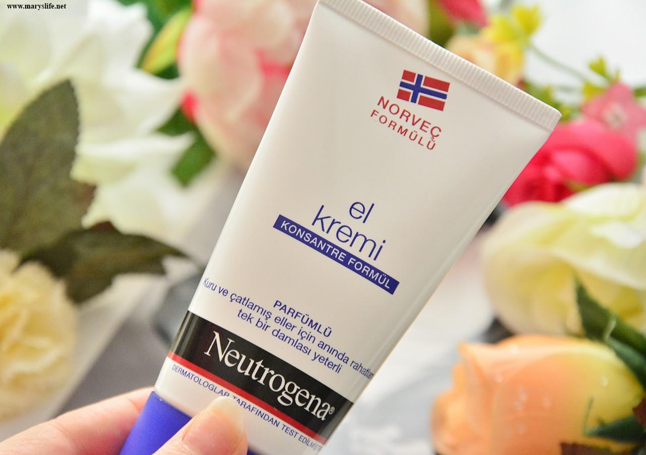 Neutrogena El Kremi Parfümlü Kullananlar